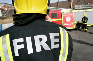 Man Dies in Isleworth Allotment Fire