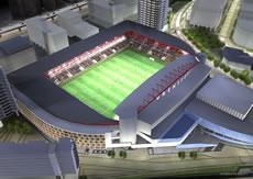 lionel road stadium